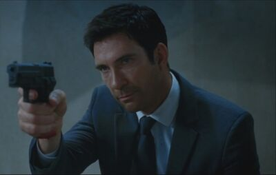 Detective Bobby Hawke