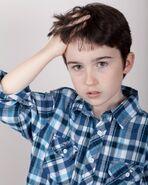 Tim Finster - Age 9
