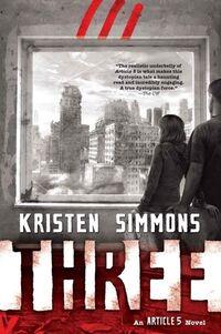 Three 2014 Book Cover