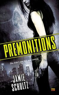 Premonitions 2014 Book Cover