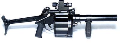 Milkor MGL - 40mm