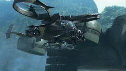 AT-99 Scorpion Gunship