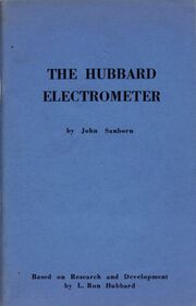 The Hubbard Electrometer-1959-book-cover