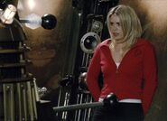 Daleks capture Rose