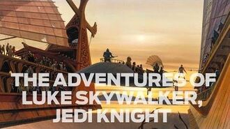 The Adventures of Luke Skywalker, Jedi Knight An Interview with Tony DiTerlizzi-0