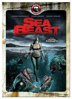 Sea Beast DVD