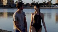 Shark bathing suit