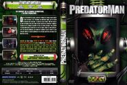 Predatorman DVD