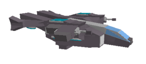 Norn - VTOL Dropship
