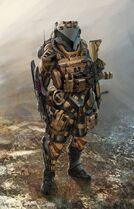 Nocturnean Soldier 04