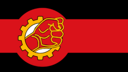 Tractionist flag by party9999999-d4bcm8p