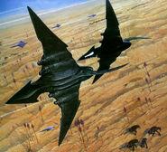 Sang'Han UBM Drones Fighters