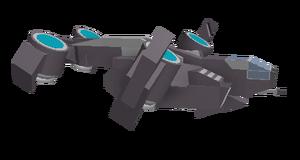 Valkyrie - Dropship-Gunship