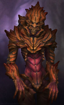 Alien Insect by FirstKeeper