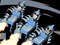 Sentries of the Last Cosmos