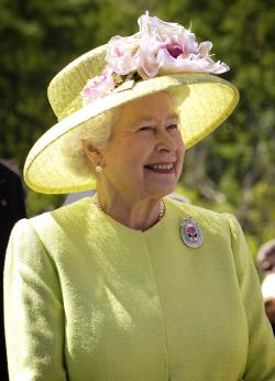 Queen Sophia II