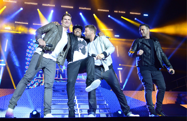 File:Bradley performing with Blue during the Big Reunion Tour whilst Simon Webbe was on Strictly.jpg