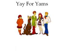 Yay For Yams
