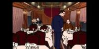 Dining car restaurant
