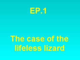 The Wrath Of The Lifeless Lizard