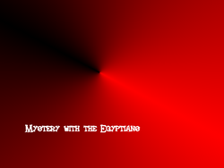 Mystery with the Egyptians