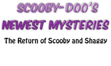 EP10 The Return of Scooby and Shaggy