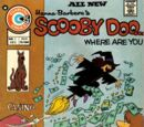 Scooby Doo... Where Are You! issue 5 (Charlton Comics)