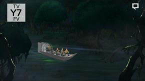 Swamp (Saga of the Swamp Beast)