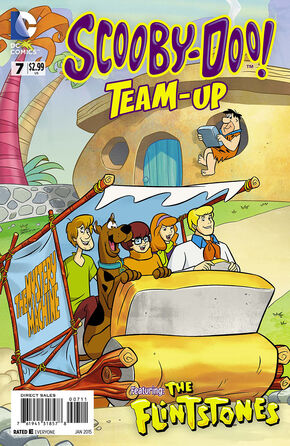 TU 7 (DC Comics) cover