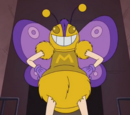Maurice the Mothscot