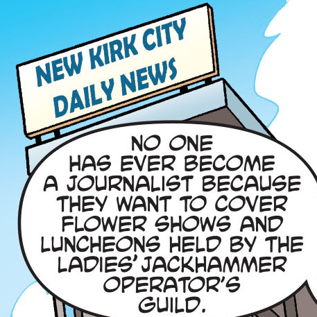 New Kirk City Daily News