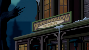 Winter Hollow Diner