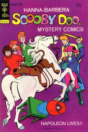 MC 23 (Gold Key Comics) front cover