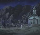 Cemetery (Scooby-Doo! Shaggy's Showdown)