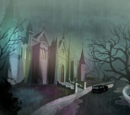 Vincent Van Ghoul's mansion (Scooby-Doo! Mystery Incorporated)