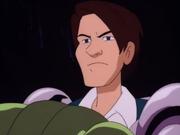 Steve unmasked (Alien Invaders)
