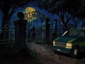 Cemetery (Zombie Island)