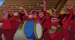 Red Persons Troupe
