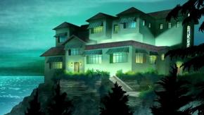 Daisy Blake's home