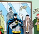 Mystery Analysts of Gotham City