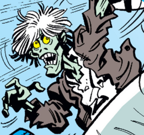 Zombie (Scooby Dooby Voodoo)