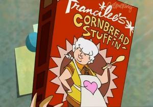 Francilee's Cornbread Stuffin'