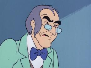 Professor Beaker