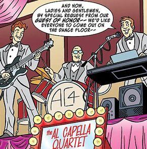 Al Capella Quartet