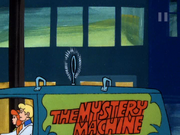 Mystery Machine's antenna
