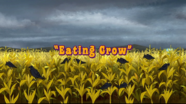 Eating Crow title card