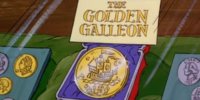 Golden Galleon