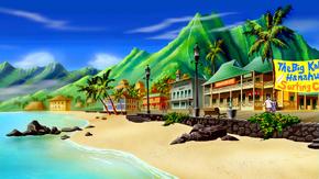 Hanahuna Bay