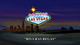 Riva Ras Regas title card