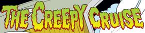 The Creepy Cruise (DC Comics) title card